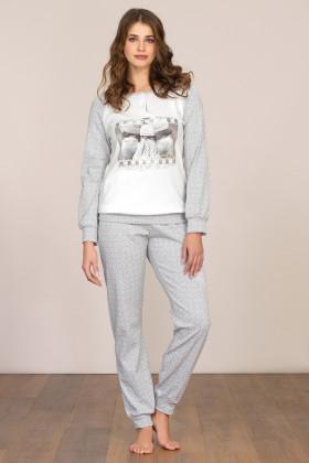 Dámské pyžamo Linclalor 92041
