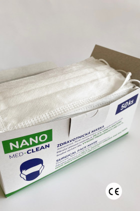 50x NANO MED.CLEAN...