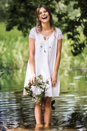 Letní šaty Key LND 578
