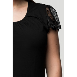 Noční košile krátký rukáv Pleas 166294 | Triola.cz