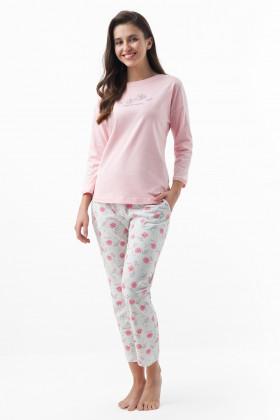 Dámské pyžamo Luna 410