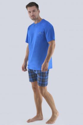 Pánské pyžamo Gina 79072P