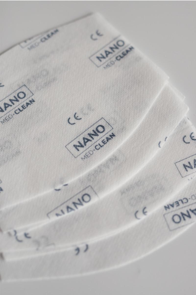 Nanofiltry 50 kusů