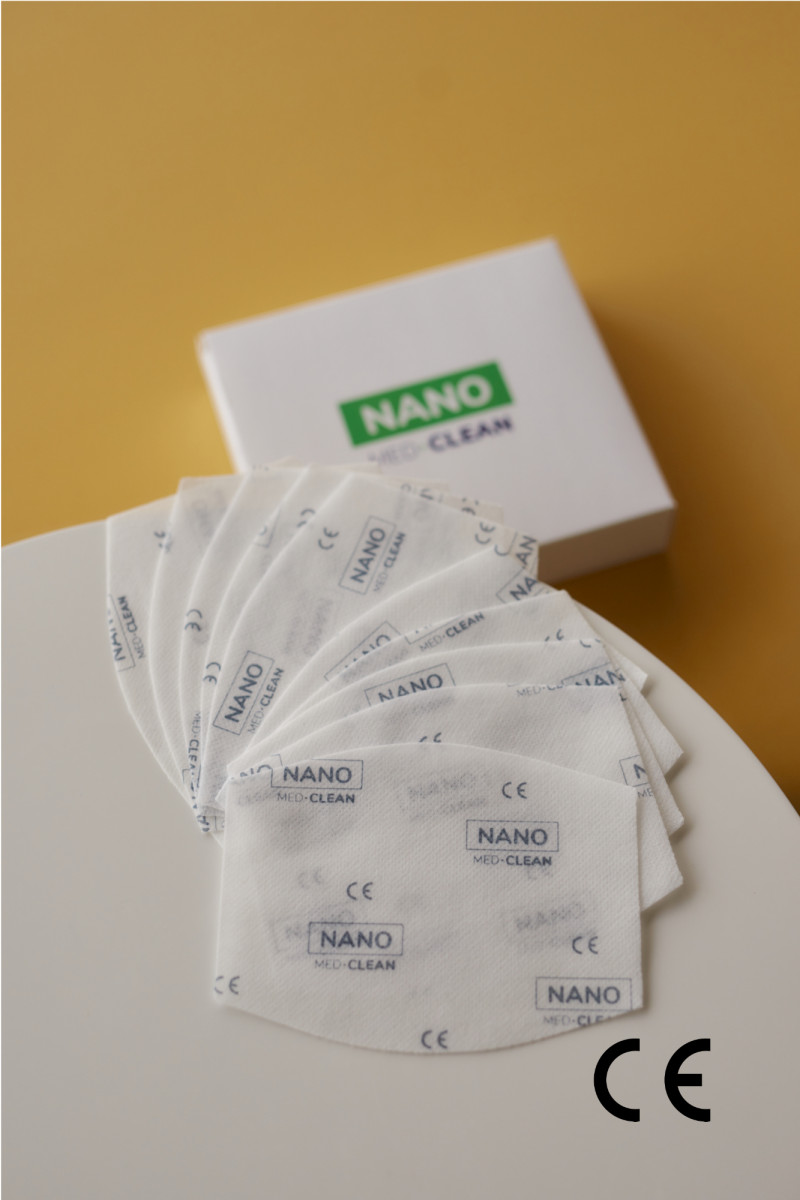 50x NANO MED.CLEAN  filtr