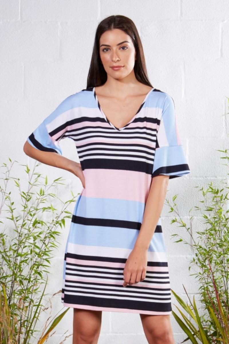 Plážové šaty Lady Belty 21V-1072V-82
