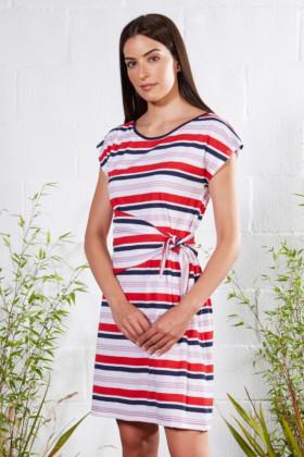 Letní šaty Lady Belty 21V-1081J-85