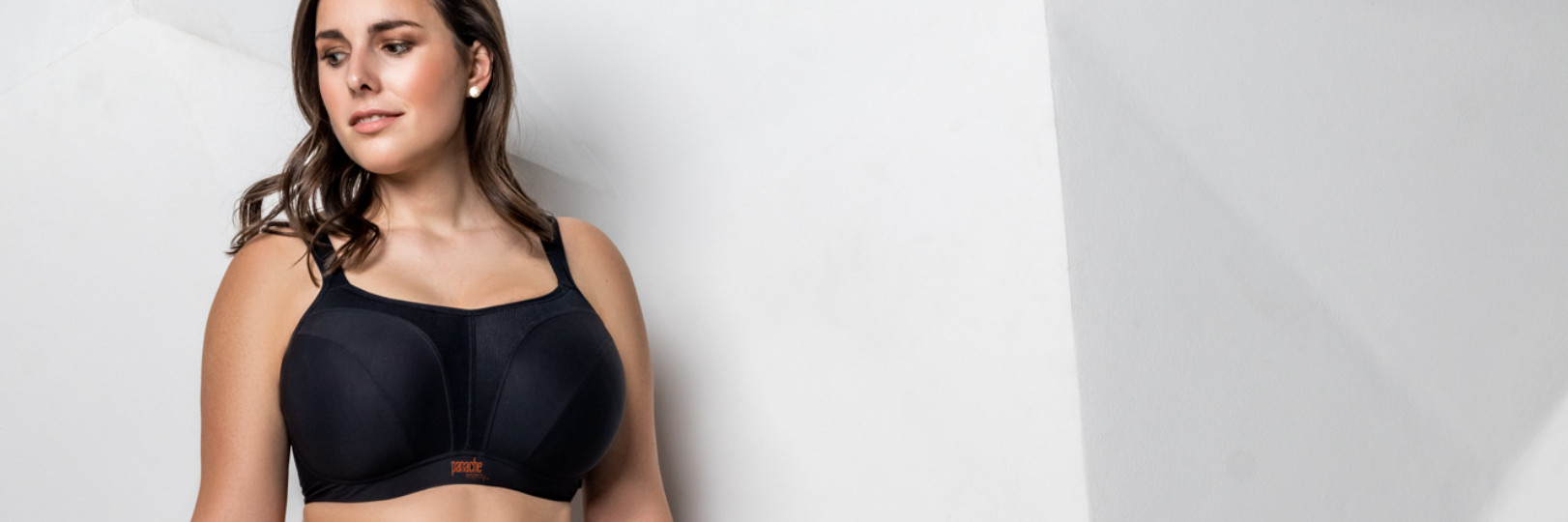 Sportovní podprsenka pro velká prsa Panache Sport